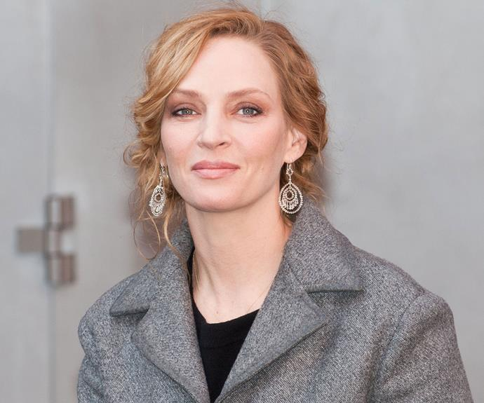 Uma Thurman's second daughter is named Rosalind Arusha Arkadina Altalune Florence Thurman-Busson. Her parents call her 'Luna' for short!