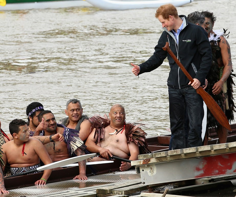 """During [his 2015 royal tour of New Zealand](http://www.nowtolove.co.nz/celebrity/royals/happy-as-prince-harry-in-new-zealand-15709