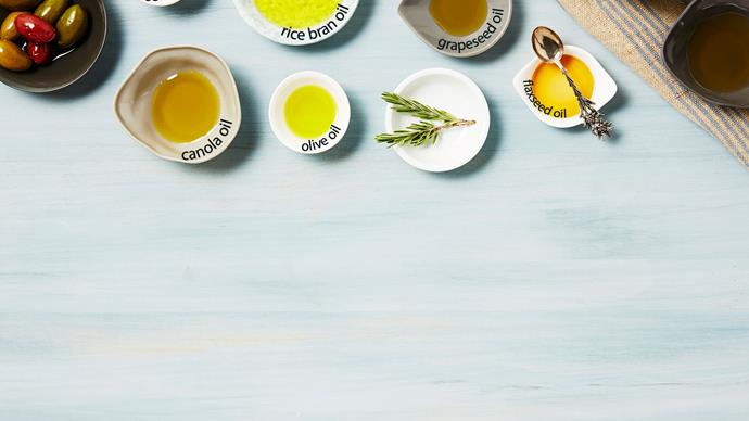 Branch out and make the most out the variety of healthy cooking oils