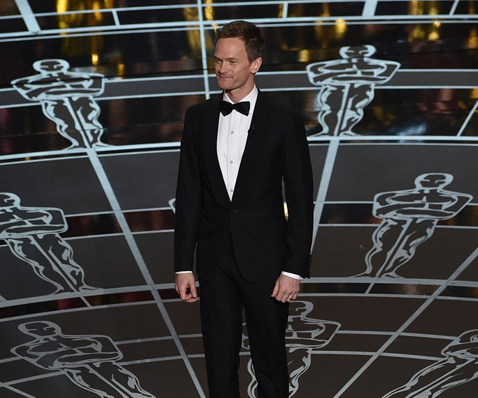 Neil Patrick Harris nails his opening Oscars number