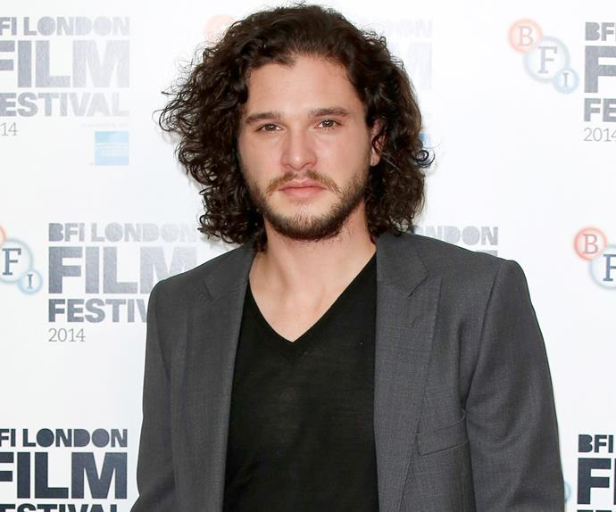 "Kit Harington says being called a hunk is ""offensive"""