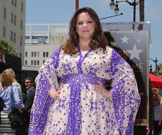 Melissa McCarthy gets a star on the Walk of Fame