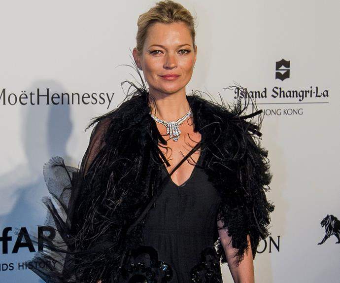 Kate Moss opens up about her rise to fame