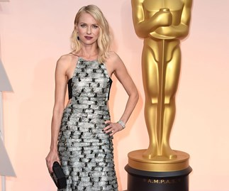Get the look: Naomi Watts at the Oscars