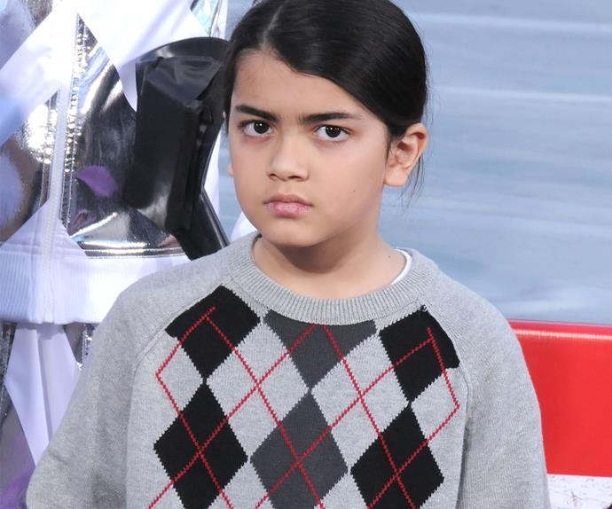 Blanket Jackson changes his name